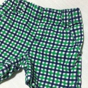Circo Toddler Gingham Shorts Size 6 Months